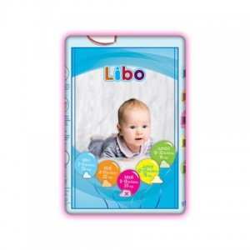 LIBO Baby Diapers Maxi 20Pcs LIBO ΠΑΙΔΙΚΗ MAXI 5204899242984