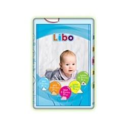LIBO Baby Diapers Jumbo 16Pcs LIBO ΠΑΙΔΙΚΗ JUMBO 5204899243004