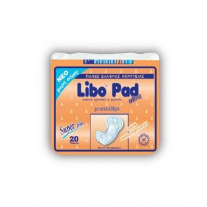 LIBO Incontinence Diapers Plus 20PCS LIBO ΣΕΡΒΙΕΤΑ PLUS 5204899400513