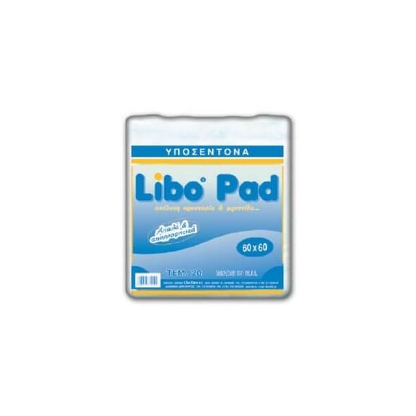 LIBO Bed Under Sheet 60X60 20PCS LIBO ΥΠΟΣΕΝΤΟΝΟ 60Χ60 5204899300202