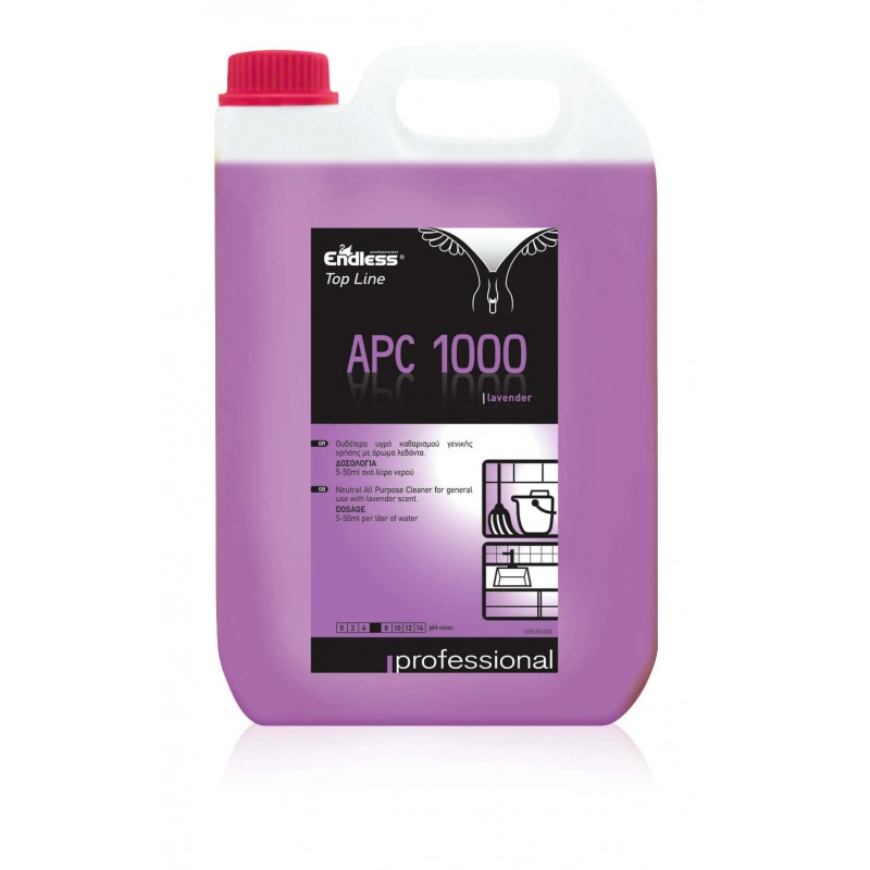 Endless Top Line Apc 1000 All Purpose Cleaner 5LT 2905351002 5202995105936