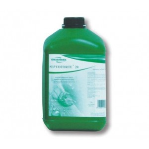 ΟΙΚΟΧΗΜΙΚΗ Septoforte 20 Cleaner And Disinfectant 5KG 13060600012 5205662005898