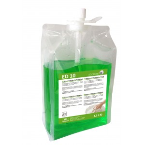 quimxel ED10 Ultraconcetrated Manual Dishwasher 1.5LT ED-10 8428446481085