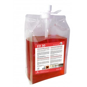 quimxel ED30 Bio Alcohol Ultraconcentrated Cleaner 1.5Lt ED-30 8428446481108
