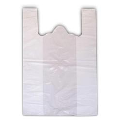 PACKCENTER Τσάντα Χαρτοπλάστ Λευκή 45CM 000018-45-1 5200126290070