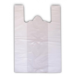 PACKCENTER Τσάντα Χαρτοπλάστ Λευκή 50CM 000018-50-1 5200126290070