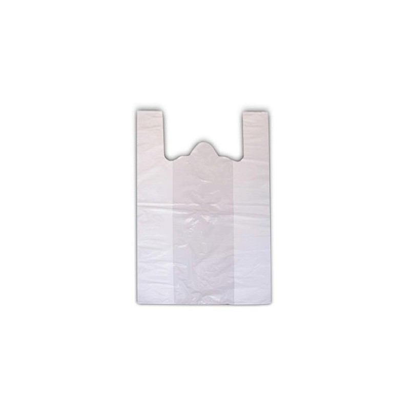 PACKCENTER Handy Bag HDPE White 50CM 000018-50-1 5200126290070