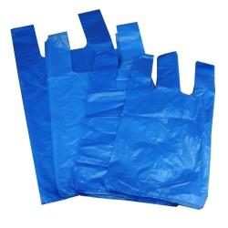 PACKCENTER Τσάντα Νάυλον Μπλε 35CM 000654-35-1 5200126290025