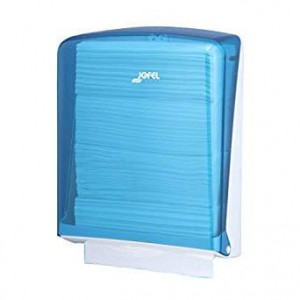 JOFEL Paper Dispenser Zick Zack Blue AH34200 8427950324567