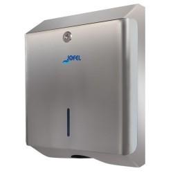 JOFEL Paper Dispenser Zick Zack Inox Matte AH14000 8427950304231
