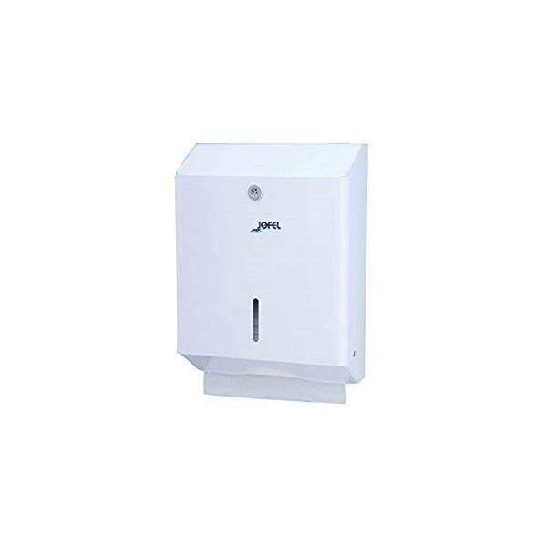 JOFEL Συσκευή Ζικ Ζακ Μεταλλική Λευκή AH20000 8427950300059