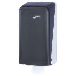 JOFEL Συσκευή Χαρτιού Υγείας Φύλλο-Φύλλο Μαύρη AH71400 0170580007