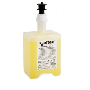 CELTEX Hands And Body Foam Soap 900ML 88090 8022650880902