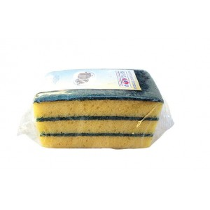 ΚΥΚΛΩΨ Professional Kitchen Sponge 3PCS 00431018 5202707991901