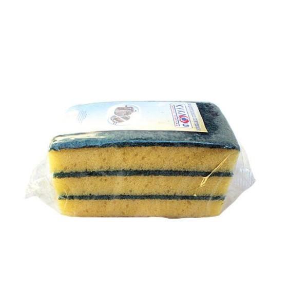 ΚΥΚΛΩΨ Professional Kitchen Sponge 3PCS 00431018 5202707991901