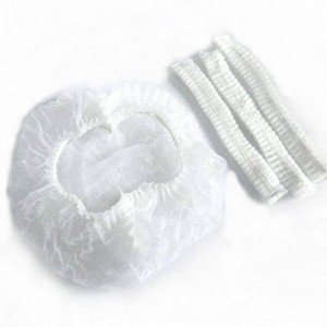 delta cleaning Disposable Caps 100PCS White ΓΚ01 0250640000
