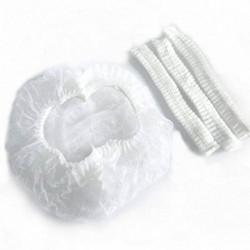 delta cleaning Καπέλο Μιας Χρήσης 100ΤΕΜ Λευκό ΓΚ01 0250640000