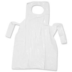 OEM Disposable Apron 100PCS White ΓΠ01 0250650000