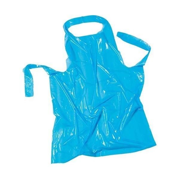 Mopatex Disposable Apron 100PCS Blue 41003 5213000741476