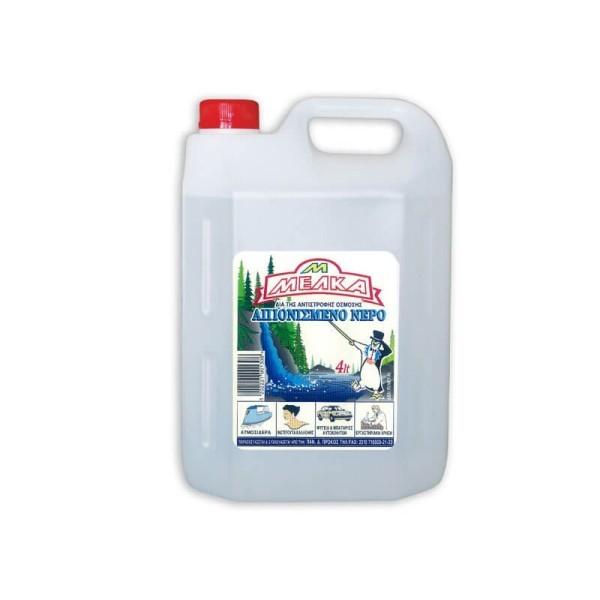 ΜΕΛΚΑ Distilled Water 4LT 0130 5202221001308