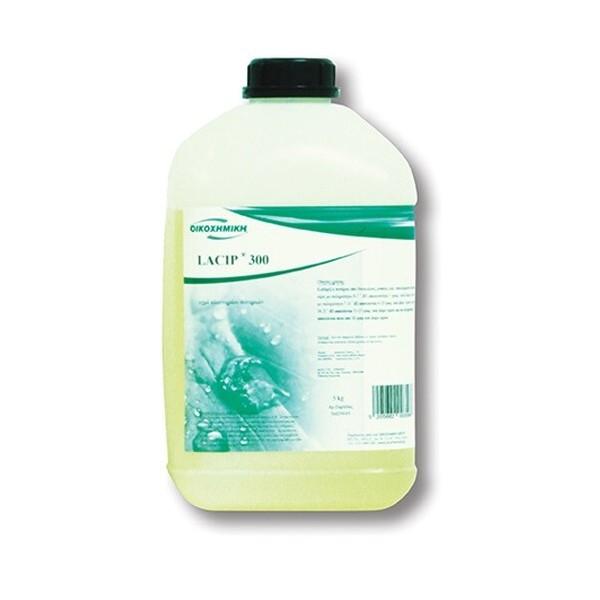 ΟΙΚΟΧΗΜΙΚΗ Lacip 300 Professional Automatic Dishwashing Detergent 5KG 13090901026 5205662003566