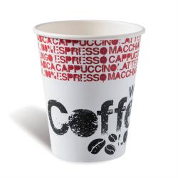 Dimexsa Paper Cups 12Oz Coffee Lovers 50PCS 0530003-1 0150210022