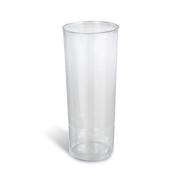 Dimexsa Πλαστικό Ποτήρι Κρυστάλ Σωλήνας 10ΤΕΜ 0091017-1 5206492001661