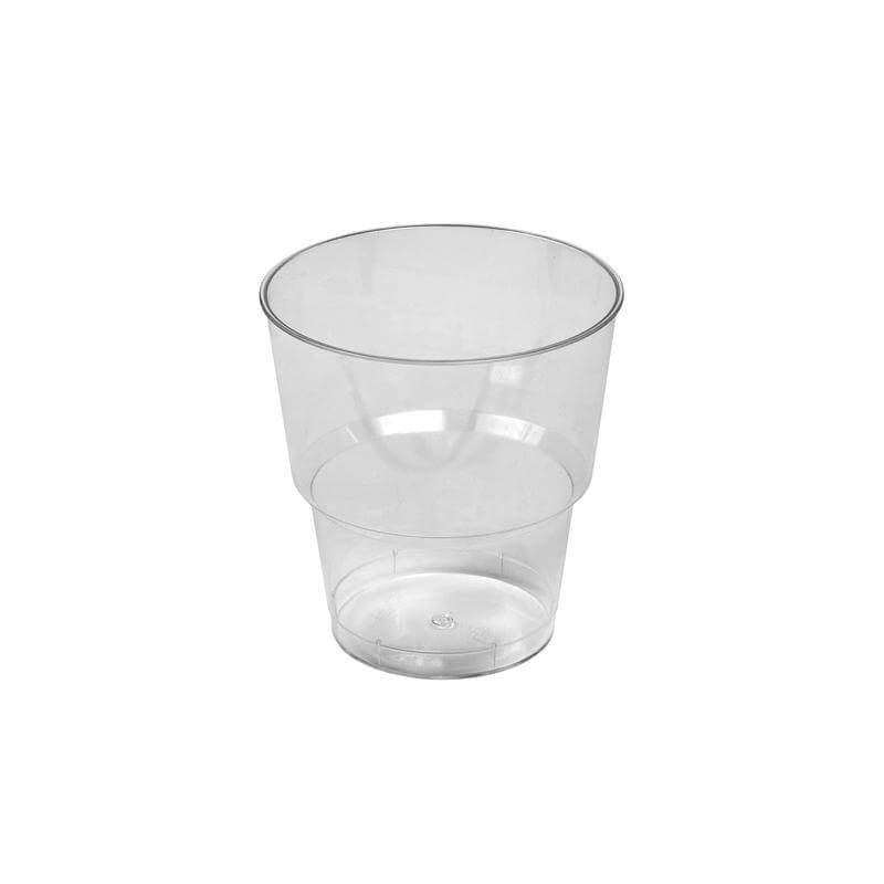 Dimexsa Plastic Clear Cups Low 10PCS 0091019 5202501917589