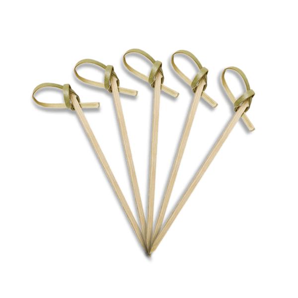 OEM Bamboo Knot Picks 12CM 100Pcs 24-05-031 6930267143612