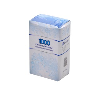 Dimexsa Individually Wrapped Toothpicks 1000PCS 0070055 5202501200025